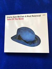 NEW Mighty Sam McClain Knut Reiersrud Tears of the World Jazz ACT CD Promo Copy