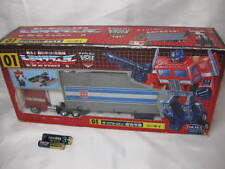 Very Rare Trans formers 01 CONVOY  Takara from JAPAN1982 Vintage Optimus Prime