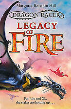 Dragon Racer: Legacy of Fire, New, Margaret Bateson-Hill Book
