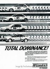 1989 Mazda MX-6 and Acura Integra - BF - Classic Vintage Advertisement Ad D83