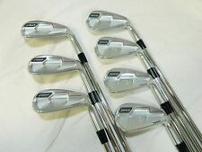 New Bridgestone J15 DF Iron set 4-PW KBS Tour 120 Stiff Driving Forged Irons