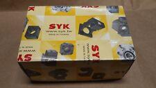SYK BK30 C5 30mm ID Fixed Ball Screw Support Unit - NSK 7206B Japan Bearings THK