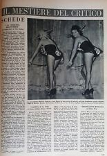 VINTAGE RIVISTA REVISTA КАЛЕНДАРЬ  日曆 MAGAZINE CINEMA NUOVO 1963 MARILYN MONROE