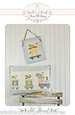 Pattern ~ ALL ABOARD ~ by Bunny Hill Designs