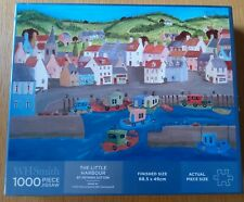 THE LITTLE HARBOUR 1000 Piece Puzzle by WH Smith