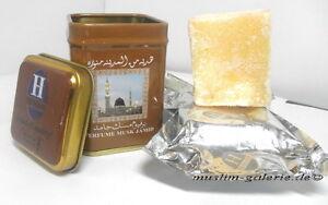 Original HEMANI Misk Jamid Musk Duftstein Alkoholfrei *Arabische Parfüm Amber*