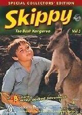 SKIPPY THE BUSH KANGAROO Vol. 3 DVD BRAND NEW PAL Region All