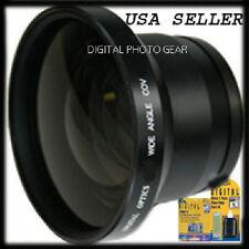 Wide Angle Macro Lens for Canon T6i T5i T4i 70D 6D SL1 T1i T2i T3 T3i 60D 18-55