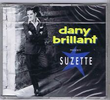 CD MAXI NEUF 2 TITRES DANY BRILLANT SUZETTE