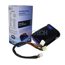 Acura Honda Auxiliary Input Interface Adapter Audio Aux RCA OEM Factory Radio