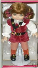 ADORA BELLE DISNEY Pirates of the Caribbean DOLL Marie Osmond Pin Trader LE NEW