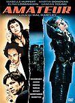 Amateur (DVD, 2003) Hal Hartley Film w/Isabelle Huppert