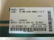 RKC TEMPERATURE CONTROLLER HA901