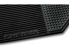 2010 2011 2012 FORD FUSION ALL WEAHTER FORD FLOOR MATS BE5Z-5413300-AB OEM