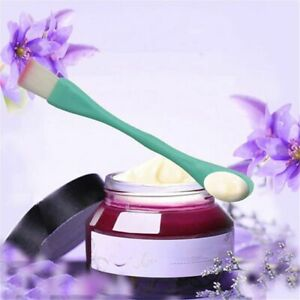 Women Cheap Soft 2 In 1 Mask Spatula Make Up Face Mask Brush Skin Care Tools