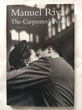 Manuel Rivas•The Carpenter's Pencil (2001 HC) 1st Edition/1st Printing• Like New