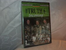 """New & Sealed DVD """"The Truth 6, Incoming"""" 2 Hours Waterfowl Hunts, FREE SHIP"""