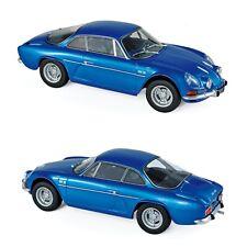 1/18 norev alpine  a110 1600s 1971 blue neuf boite origine livraison gratuite