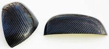 Carbon-Optik Spiegelkappen Außenspiegel für Smart 453 Sport Neu