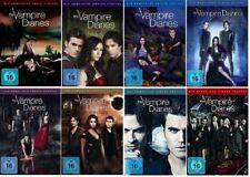 COMPLETO SERIE DE TV The Vampire Diarios Temporada 1 2 3 4 5 6 7 8 DVD Colección