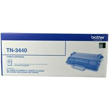 Brother GENUINE TN-3440 3440 Black Toner Cartridge Yields 8,000 Pages