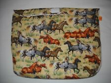 Breyer traditional pony pouch pocket custom model horse fabric transport