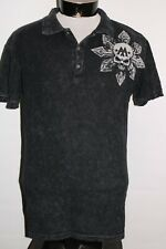 AFFLICTION Mens Large L Polo shirt Combine ship Discount