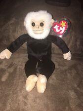 Ty Beanie Baby Mooch - (Mooch the Monkey) ORIGINAL RETIRED EXCELLENT SHAPE