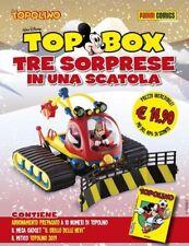 72764 Topo Box - Tre sorprese: Grillo delle nevi / Abbonamento / Topolino 3019