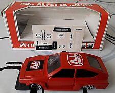 Alfa Romeo Alfetta GTV 2000 Turbo-Delta POLISTIL E 2004 1/40 MB MINT BOX 1981