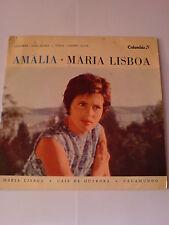 AMALIA RODRIGUES - 7 INCH - AMALIA - MARIA LISBOA - CAIS DE OUTRORA