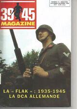 "39-45 N°14 LA ""FLAK"" : 1935-1945 LA DCA ALLEMANDE"