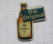 Herforder Pils/flacon/Herford... Bière-PIN (110 A)