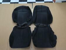 2007-2010 Nissan Altima 2.5 2.5S Manual drivers OEM cloth seat cover set S105B