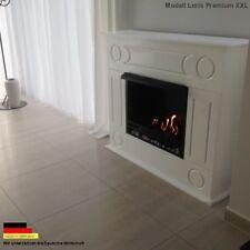 Bio Gelkamin Ethanolkamin Kamin Fireplace Cheminee Loris XXL Premium Royal Weiss