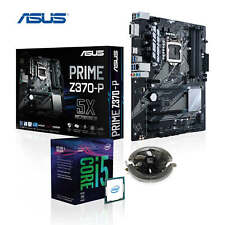 Aufrüst Kit Coffee Lake Intel i5-8400 6x 2.8GHz (Hexacore), ASUS PRIME Z370-P