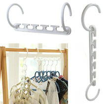 NEW Multi-function Magic Hangers Clothes Rack Home Organizer Space Saver CA