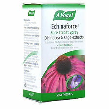 A. Vogel, Echinaforce Sore Throat Spray 30ml - Long Dated Stock
