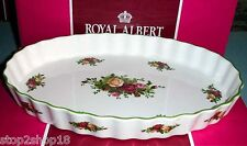 Royal Albert OLD COUNTRY ROSES Large Oval Baker Micro/Freezer/Dishwash Safe New