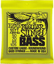 Ernie Ball 2832 Regular Slinky 50-105 Bass Guitar Strings