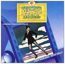 SUMMER STOCK: ORIGINAL SOUNDTRACK – 14 TRACK CD, JUDY GARLAND, GENE KELLY
