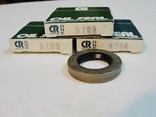 LOT OF 3  NEW CHICAGO RAWHIDE OIL SEALS 8700 CR Free Shipping
