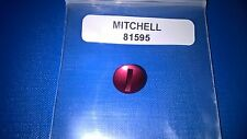 MITCHELL 406 & 407 FISHING REEL COVER PLATE SCREW RED, REF# 81595