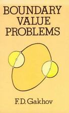 Boundary Value Problems by F. D. Gakhov (1990, Paperback)