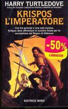 KRISPOST L'IMPERATORE HARRY TURTLEDOVE NORD ED. FANTASY D304