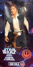 Figurine de 30 cm articulée de Han Solo, éditée en 1997, série Collector