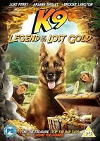 K9 - Legend of the lost GOLD DVD Nuevo DVD (hfr0510)