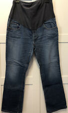 Ladies 18 Next Maternity Over Bump Jeans Good Clean Condition!
