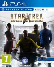 Star Trek Bridge Crew pour Playstation 4 VR PS4 version française intégrale 🇫🇷