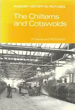 BOOK The Chilterns and Cotswolds - R. Davies and M.D. Grant (Hardback)